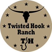 Twisted Hook Ranch logo