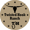 Twisted Hook Ranch footer logo